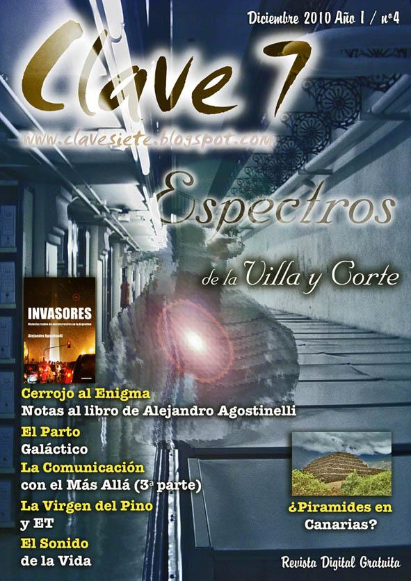 CLAVE 7 Portada nº4